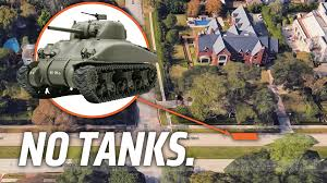 homeowners u0027 association is very upset about man u0027s wwii tank but