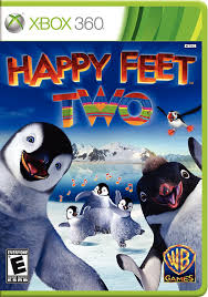 amazon com happy feet two the videogame nintendo 3ds video games
