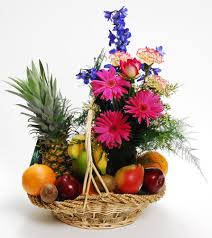 fruit and flowers bulgaria florist fruit cheese gourmet gift baskets flowers