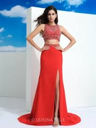 2018 two piece prom dresses uk cheap two piece prom dresses sale