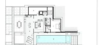 contemporary floor plans one story ultra modern house plans single floor house plans single