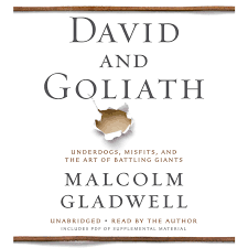 download david and goliath audiobook by malcolm gladwell read by