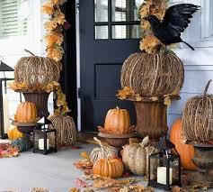 October Decorations Pinterest Halloween Decor Diy Halloween Decorating Ideas