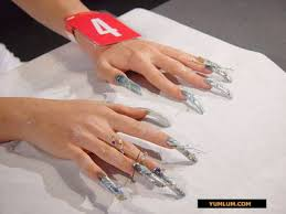 beautiful nail art modern nail art design