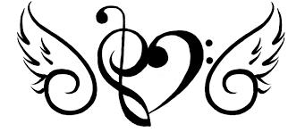 musical wings by fourpartfox on deviantart