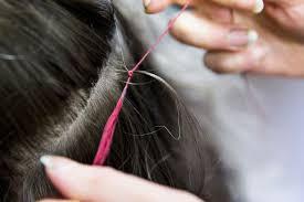 mago pidennys pitkän ja tuuhean tukan saa hiustenpidennyksellä yhä helpommin