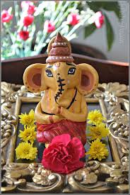 142 best ganesh chathurdhi images on pinterest ganesha paper