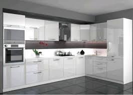 k che wei hochglanz küche weiss hochglanz 340 x 220 cm ohne geräte in nordrhein