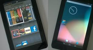 is kindle an android a kindle make it awesome again with stock