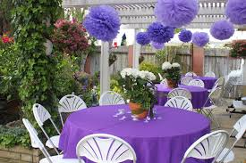 communion decorations my cottage in the purple bling 1st communion party