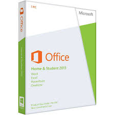 home microsoft office microsoft office home student 2013 1 pc walmart com