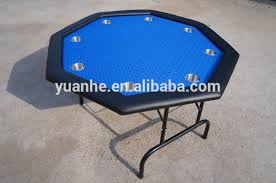 8 person poker table high quality cheap 48inch 8 person octagon poker table with high