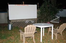 Backyard Projector Best 25 Backyard Movie Screen Ideas On Pinterest Outdoor Cinema