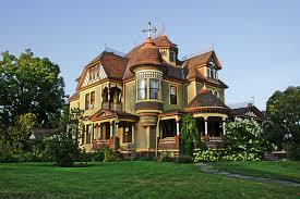queen anne victorian the turret mothers always write