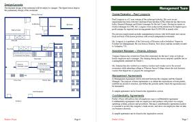 free business plan template samples and templates financial uk