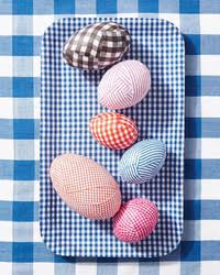 Decorating Easter Eggs With Fabric by Calling All Art Lovers These Easter Egg Masterpieces Are For You