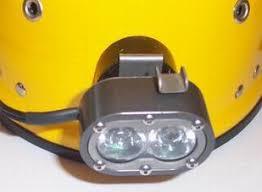 caving helmet with light helmet front jpg