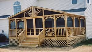 small front porch ideas pictures mobile home screened porches and size 1280x720 mobile home screened porches and decks triple wide mobile homes interior
