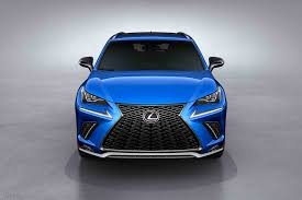 new lexus electric car 2018 lexus nx shows off new design in shanghai automobile magazine