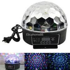 supertech led magic ball light instructions 9 colors 27w premium sound control stage light 90 240v rgb led magic