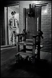 Tennessee Electric Chair No Meg The Electric Chair Is Not An Option You Are On The Jury