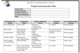 project management project plan template 28 images sle project