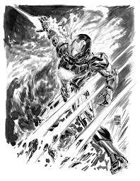 avengers jun bob kim draws comic art commissions sketches