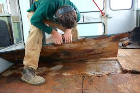 hoop house skoolie conversion floor removal skoolie