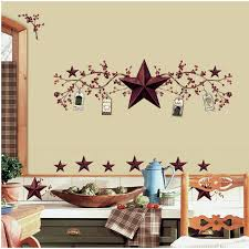 roommates country stars and berries peel and stick wall decals roommates country stars and berries peel and stick wall decals walmart com