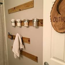 outhouse bathroom ideas outhouse themed bathroom hometalk