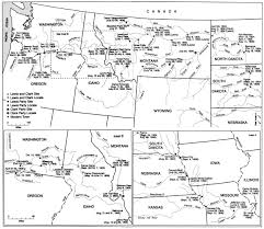 Lewis And Clark Map University Of Nebraska Press Map Images Journals Of The Lewis