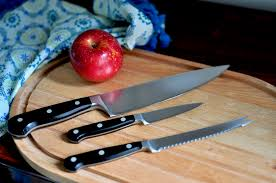 stocking your kitchen knives