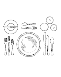 how to set a dinner table correctly excellent simple table setting for lunch ideas best image engine