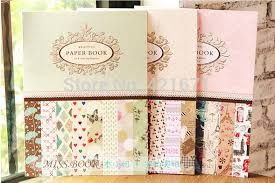 where to buy cheap wrapping paper scrapbooking paper pack set 16sheet set 8 design and london