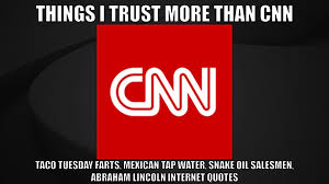 Cnn Meme - things i trust more than cnn operation autism storm cnn meme war