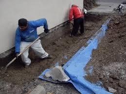 wet basement toronto waterproofing contractors leaky basement