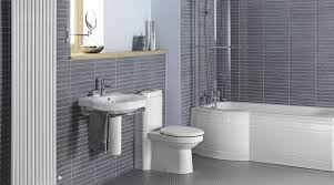 Contemporary Bathroom Suites - lucetta bathroom suite contemporary bathroom hampshire by b u0026q