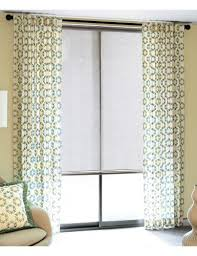 ideas for window treatments for sliding glass doors 17 best sliding door window treatments images on pinterest