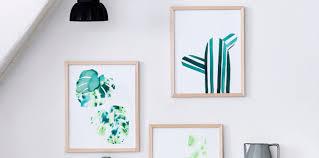 aquarelle facile magazine des silhouettes de cactus à l u0027aquarelle prima