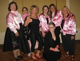Pink Ladies Halloween Costumes 2016 Group Halloween Costume Ideas Gallery U003e Pink Ladies