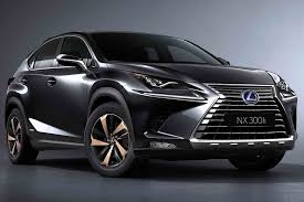 lexus nx vs acura 2018 lexus nx gets a refresh in shanghai motor trend