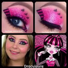 draculaura makeup for