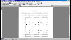 bunch ideas of make your own math worksheets in letter shishita