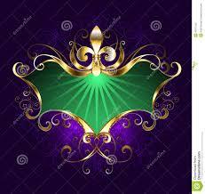 purple mardi gras banner mardi gras stock vector illustration of graphics 49977159