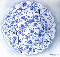10 best porcelain painting images on pinterest blue and white