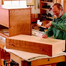 free plan shaker blanket chest finewoodworking