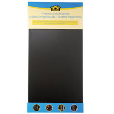 Decorative Magnetic Boards For Home Amazon Com M D Building Products 57327 Magnetic Chalk Board Steel
