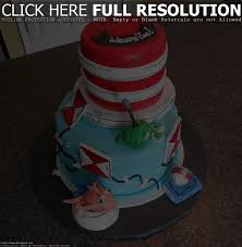 photo dr seuss baby shower image