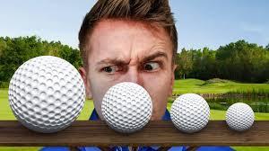 small balls vs big balls