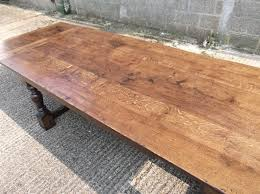 3 Metre Dining Table Antique Furniture Warehouse Large Antique Oak Dining Table
